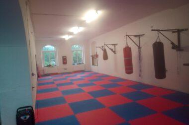 Možnost pronájmu cvičebních prostor