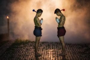 MuayThai – thajský box, 1. část